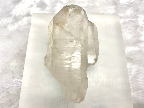 Natural Clear Quartz Point