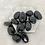 Thumbnail: Black tourmaline Tumbled stone