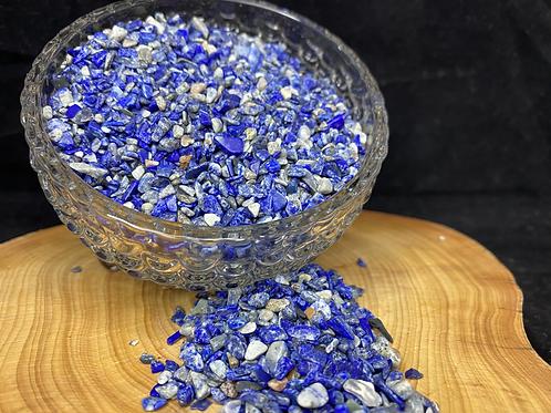 500g Lapis Lazuli Crystal Sand