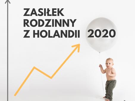 ZMIANY W DODATKU DO ZASIŁKU RODZINNEGOKINDGEBONDEN BUDGET 2020