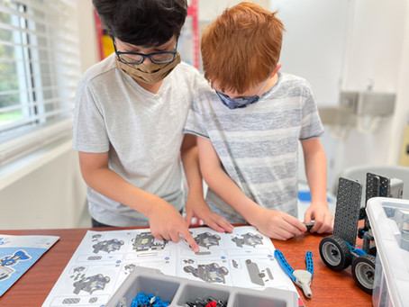 Take things one step at a time: A lesson for robotics, and life