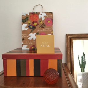 Embalagens de Presente para Papel Craft