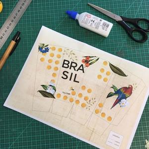 DIY para Papel Craft