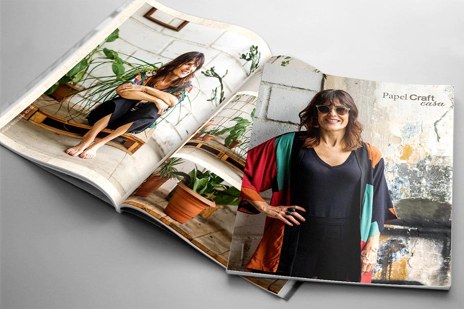 Catálogo Papel Craft Verão 2019