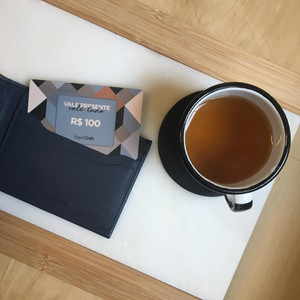 Vale Presente para Papel Craft