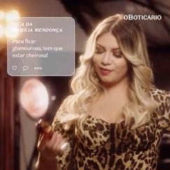 O Boticário   Glamour Fever + Marília Mendonça