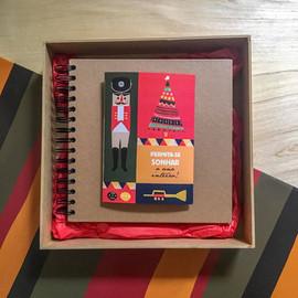 Presentes de Natal para Papel Craft