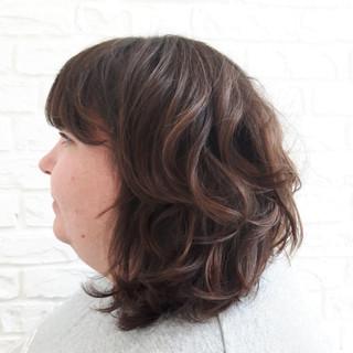 Meg's curls