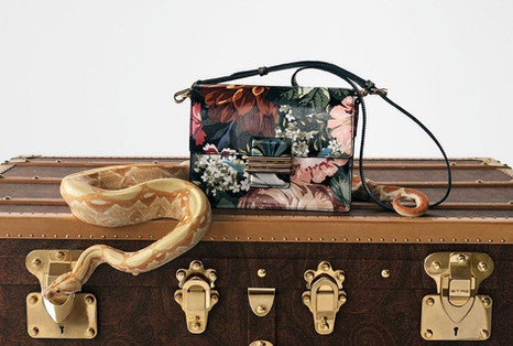 The wild and the romantic together. #EtroFW21 Collection  Animal Spot Milano.jpg