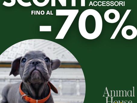 Sconti fino al 70% - Animali Milano