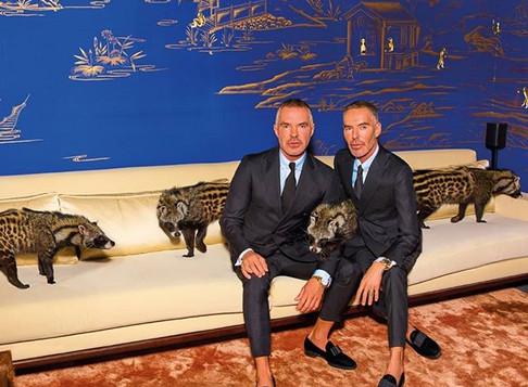 Dean e Dan Caten - Dsaquared-phot. Pierpaolo Ferrari