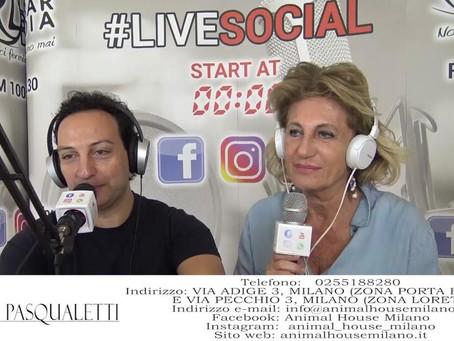 Intervista Live Social, AnimalHouseMilano