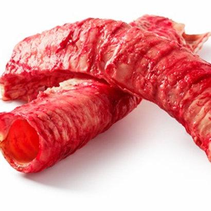 Beef tracheas x 2