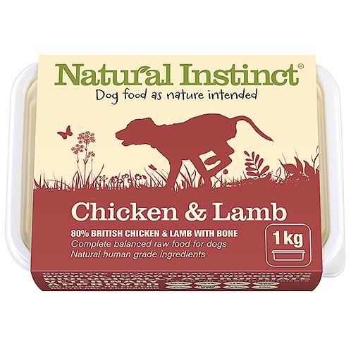 Natural Chicken and Lamb