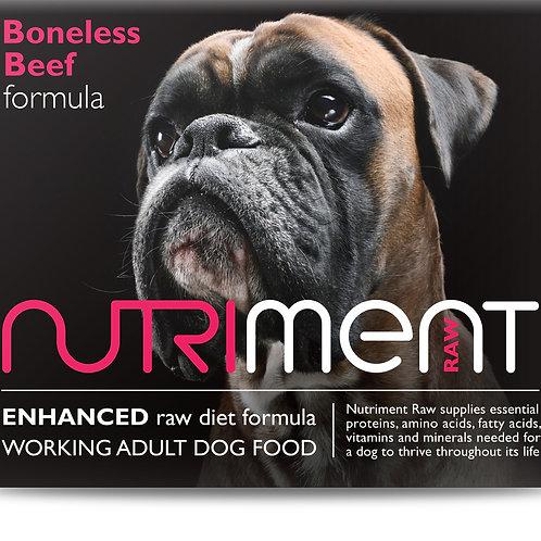 Boneless Beef Formula