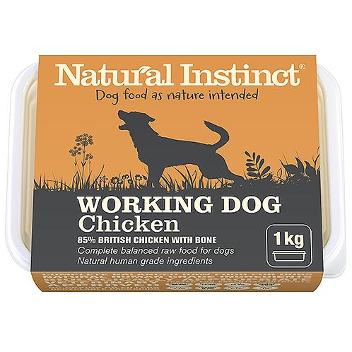 Working Dog Chicken
