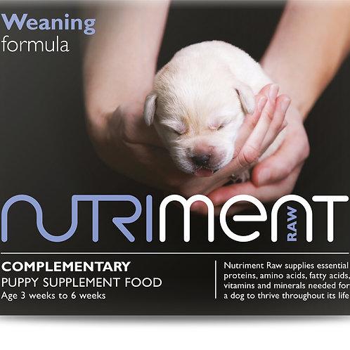 Weaning Paste Formula