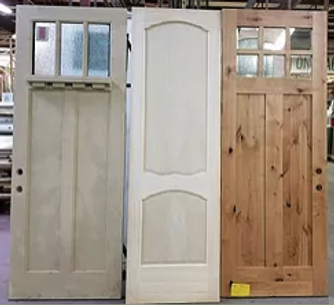 Extra Building Materials Doors