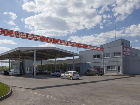 Donat Mg magneesiumi mineraalvesi müügil Alko1000 kauplustest Valkas ja Ainazis