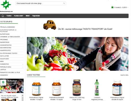 Donat Mg nüüd müügil www.ökokaubamaja.ee e-poes