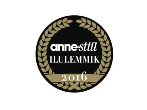 Anne&Stiil ilulemmik 2016
