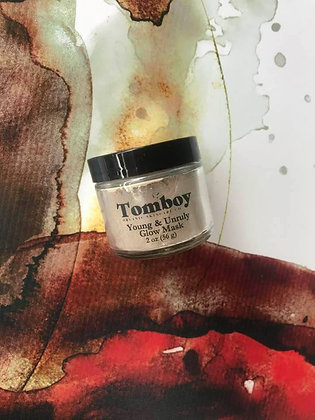 Young & Unruly Glow Mask