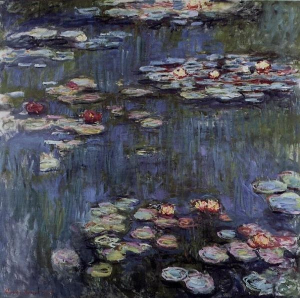 Claude Monet's Waterlies
