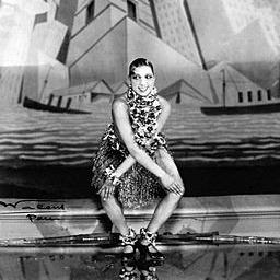 Jospehine Baker Charleston Dance