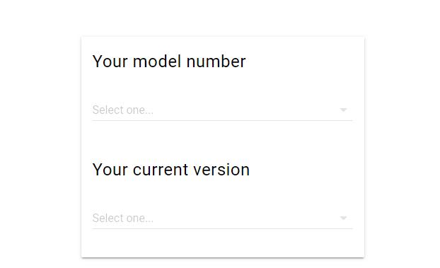 Download Samsung Latest Update