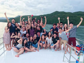 Life at Meltwater - Junk Trip, Team Building