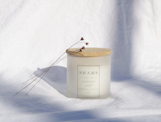 Sinai candle