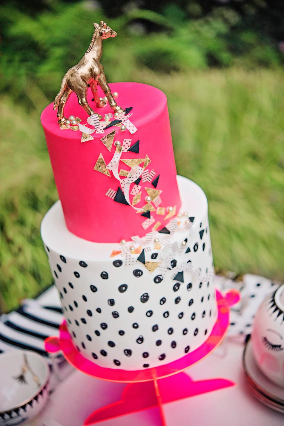 CRUSHING ON CAKE
