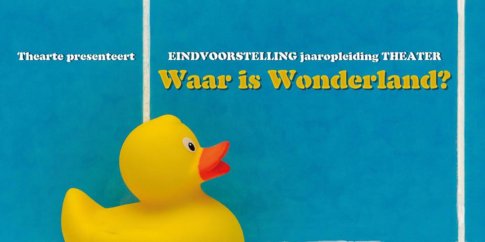 Waar is Wonderland?
