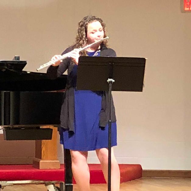 Faculty Recital at Culver-Stockton College. February, 2019