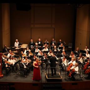Principal Flute of the Southeast Iowa Symphony. October, 2019