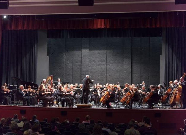 Principal Flute of the Southeast Iowa Symphony. April, 2019