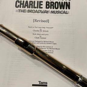 Charlie Brown Musical. June, 2021