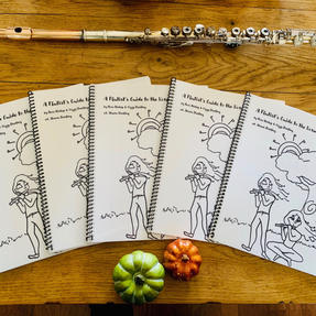 A Flutist's Guide to the Voxman Etudes begins shipping! September, 2020