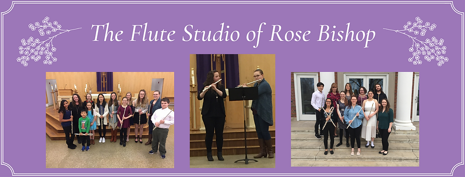 Rose Bishop Presents The Fall Flute Mast