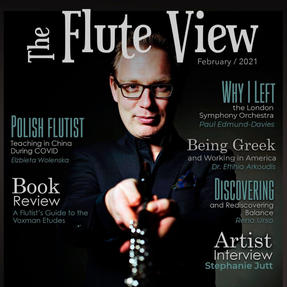 The Flute View's review of A Flutist's Guide to the Voxman Etudes. February, 2021