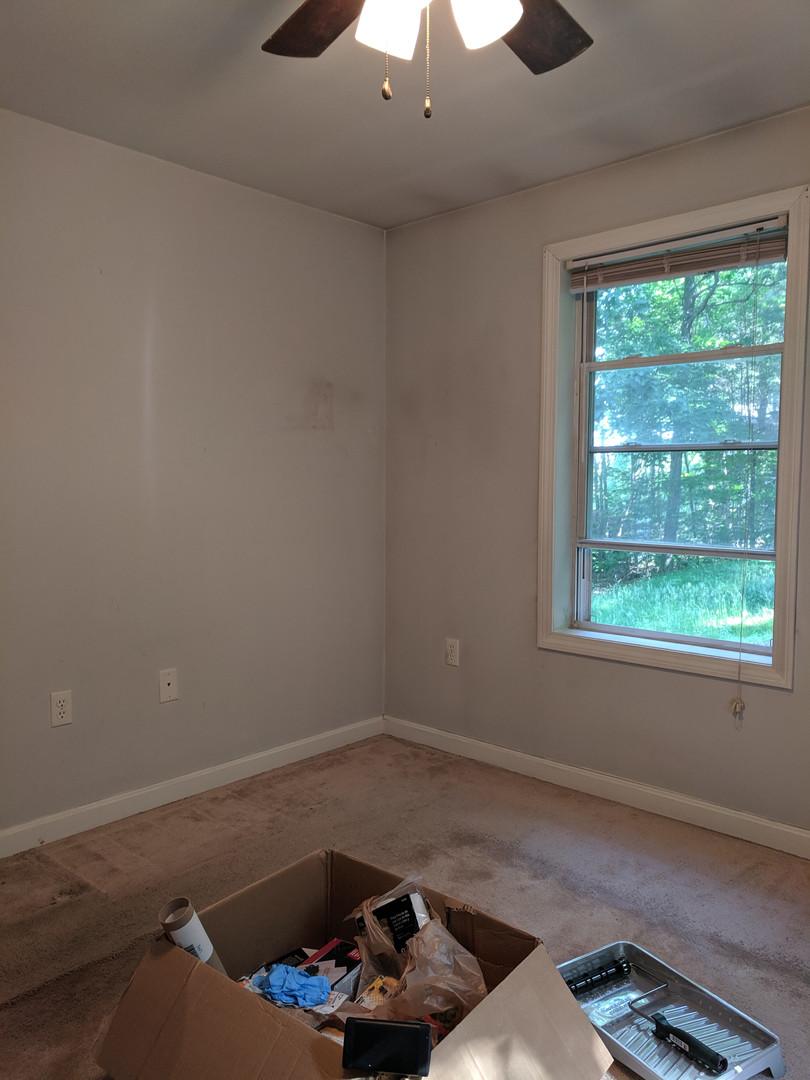 Bedroom before1