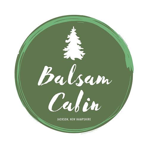 Balsam Cabin