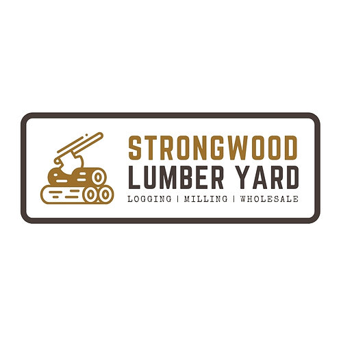 Strongwood Lumber (with domain name)