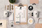 8-Branding-Stationery-for-a-coffee-shop-