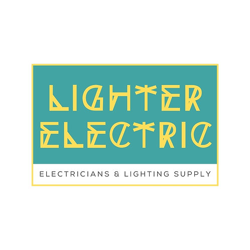 Lighter Electric (with domain name)