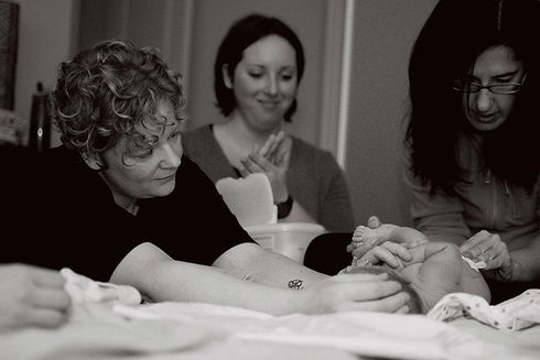 midwives-students