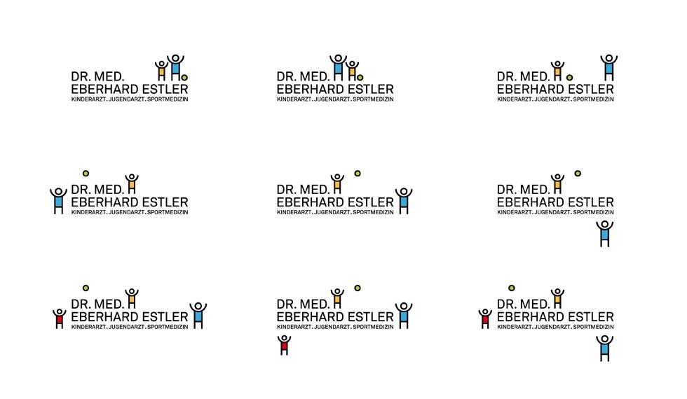 Grafik, Design, Tübingen, meinblick, Pietro Conte, Agentur, Dr. med. Eberhard Estler
