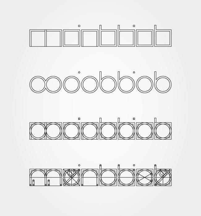 Grafik, Design, Tübingen, meinblick, Pietro Conte, Agentur, Konstruktion