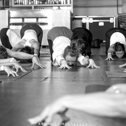 Handstand-Workshop mit Kai Franz