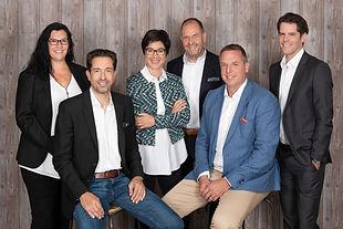 Gruppenfoto Stiftungsrat Greuterhof sitz